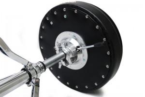 Hydrauliczna regulacja wysokości stołka perkusyjnego Tama HT750C
